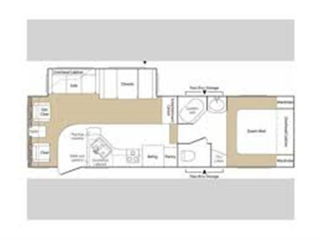 Used 2006 Keystone Copper Canyon 292 Fifth Wheel For Sale