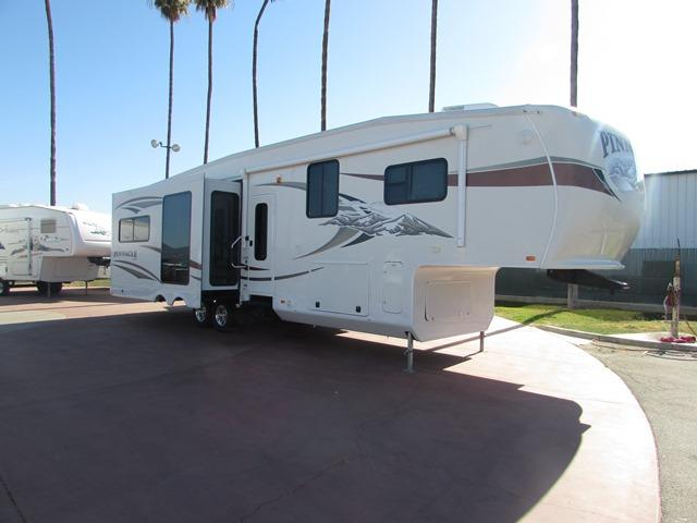 2011 Jayco Pinnacle