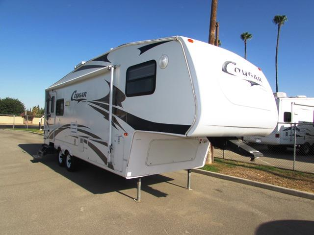 Used 2006 Keystone Cougar 276 Fifth Wheel For Sale