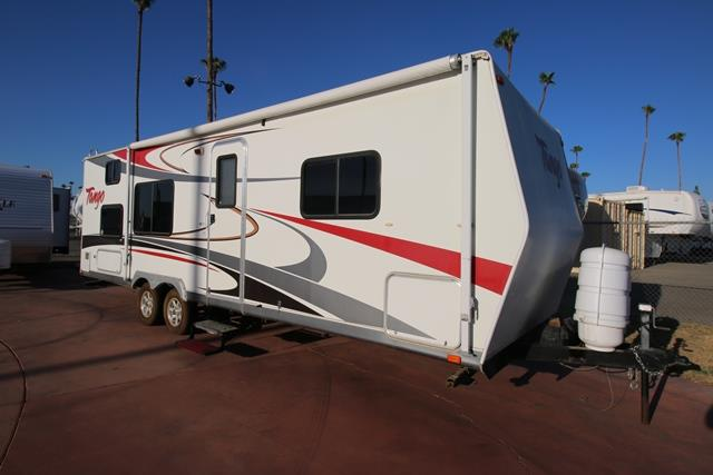 Used 2007 Pacific Coachworks Tango 289BH Travel Trailer For Sale