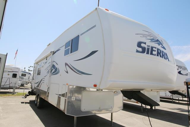 Used 2006 Forest River Sierra 305T Fifth Wheel For Sale