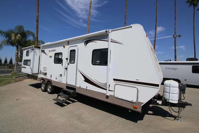 Used 2009 Thor Summit 29DSS Travel Trailer For Sale