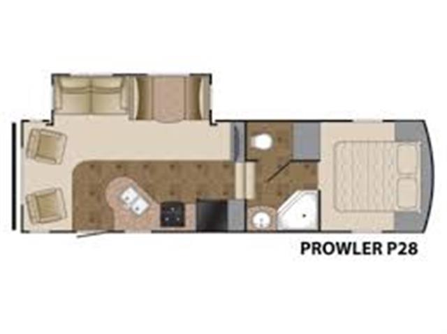 Used 2014 Heartland Prowler P28 Fifth Wheel For Sale