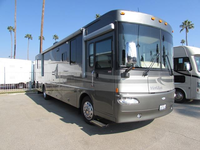 Used 2007 Itasca Meridian 36G Class A - Diesel For Sale