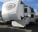 Used 2007 Dutchmen Grand Junction 32TCG Fifth Wheel For Sale