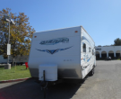 Used 2008 Forest River Sierra 26FB Travel Trailer Toyhauler For Sale