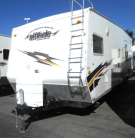 Used 2006 Eclipse RV Attitude 26FSAKG Travel Trailer Toyhauler For Sale
