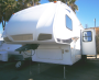 Used 2009 Keystone Cougar 310SRX Fifth Wheel For Sale