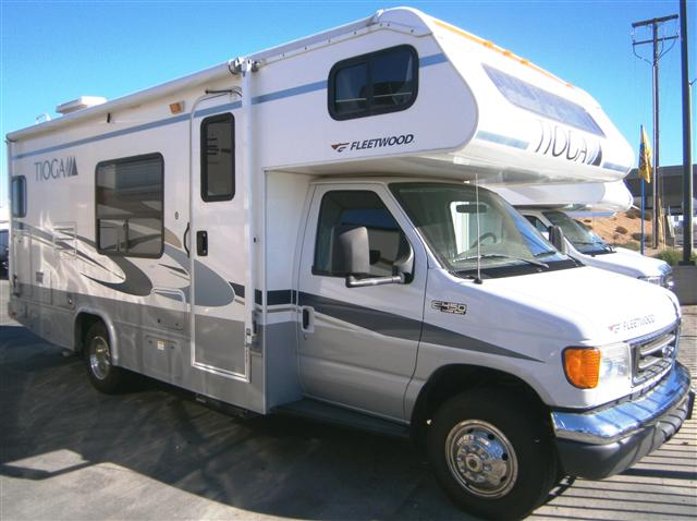 Buy a Used Fleetwood Tioga in Santa Clarita, CA.