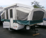 Used 2004 Coleman Taos TAOS Pop Up For Sale