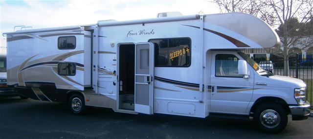 Buy a Used Thor Four Winds in Santa Clarita, CA.
