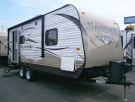 New 2015 Forest River Wildwood T21RBS Travel Trailer For Sale