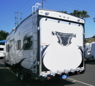 New 2015 Forest River Sandstorm 180SLC Travel Trailer Toyhauler For Sale