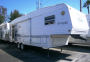 Used 2002 Keystone Springdale 279RLL Fifth Wheel For Sale