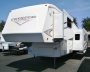 Used 2008 CROSSROADS RV Cruiser 29RK Fifth Wheel For Sale