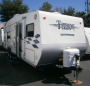 Used 2007 Thor Tahoe 26FS Travel Trailer Toyhauler For Sale