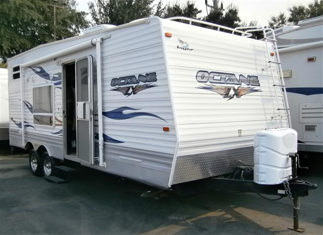 Buy a Used Jayco Octane in Santa Clarita, CA.