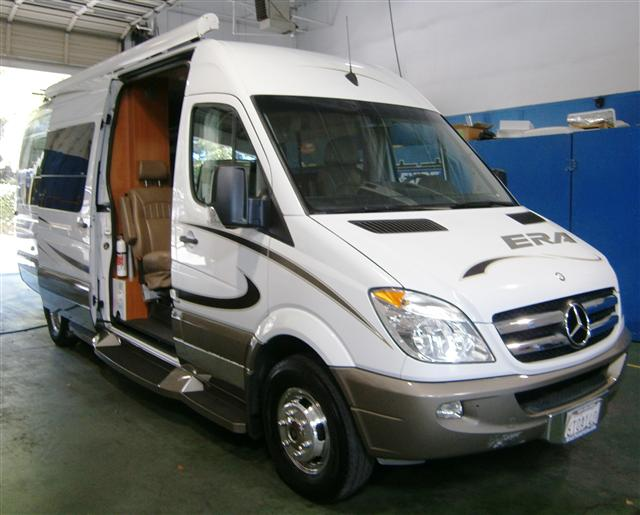 2012 Winnebago Era