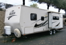 Used 2007 Thor Wave 29BHS Travel Trailer For Sale