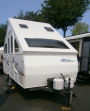 Used 2009 CHALET RV INC Chalet XL1930 Pop Up For Sale