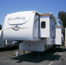 Used 2010 Nu Wa Hitchhiker 29.5FKTGLS Fifth Wheel For Sale