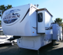 Used 2010 Heartland Big Horn 3600RL Fifth Wheel For Sale