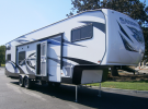 New 2015 Forest River Sandstorm 335GSLR Fifth Wheel Toyhauler For Sale