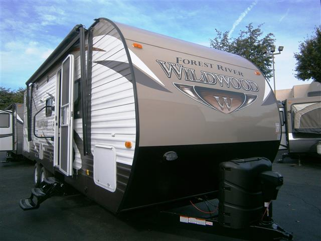 New 2015 Forest River Wildwood 26TBSS Travel Trailer For Sale
