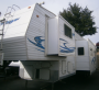 Used 2006 Skyline Rampage 370 Fifth Wheel Toyhauler For Sale