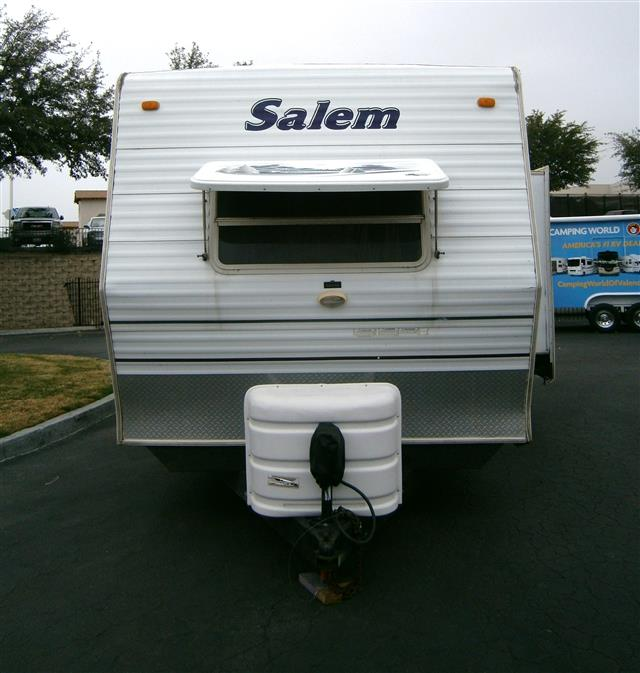 Used 2004 Forest River Salem T26BH Travel Trailer For Sale