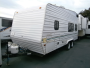 Used 2002 Carson Trailer FUN RUNNER 21 Travel Trailer Toyhauler For Sale