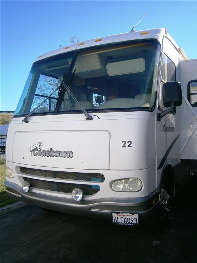 Used 2003 Coachmen Mirada 340MBS Class A - Gas For Sale
