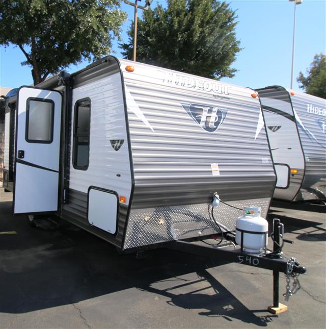 New 2016 Keystone Hideout 178LHS Travel Trailer For Sale