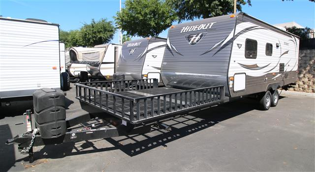 New 2016 Keystone Hideout 21THWE Travel Trailer For Sale