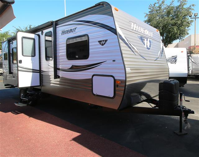 New 2016 Keystone Hideout 27RKDSWE Travel Trailer For Sale
