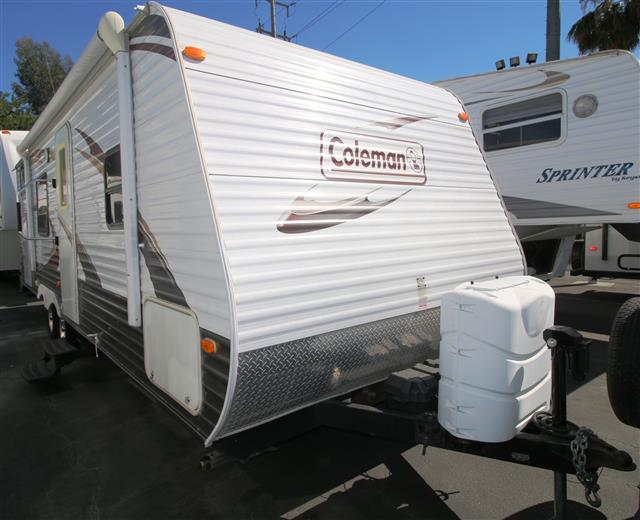 Used 2010 Coleman Coleman CT270 Travel Trailer For Sale