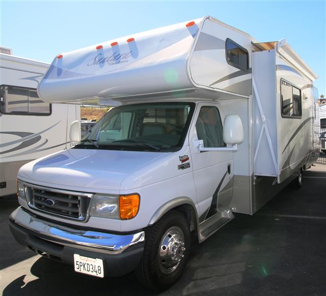 Used 2006 Coachmen Santara 316KS Class C For Sale