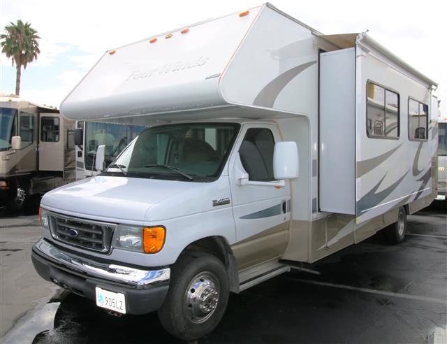 Used 2007 THOR MOTOR COACH Fourwinds 31P Class C For Sale