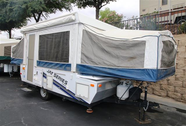 Used 2008 Jayco Jay Series 1008 Pop Up For Sale