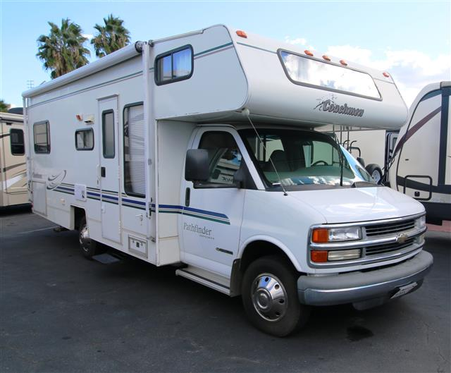 Used 2001 Coachmen Coachmen 240WB Class C For Sale