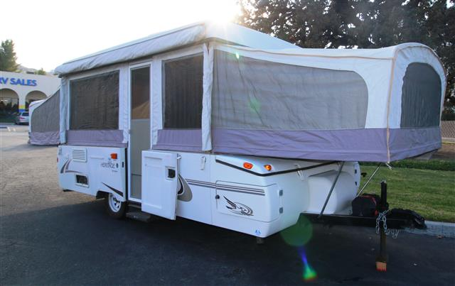 Used 2000 Jayco Jayco RAINER Pop Up For Sale