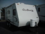 Used 2007 Gulfstream Gulfbreeze 19EXP Hybrid Travel Trailer For Sale