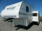 Used 2005 Fleetwood Terry 28RKS Fifth Wheel For Sale