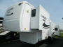 Used 2008 Mckenzie Towables Lakota Estate 36REQ Fifth Wheel For Sale