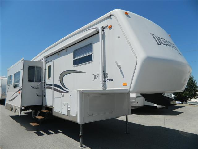 2001 Fifth Wheel Jayco Designer