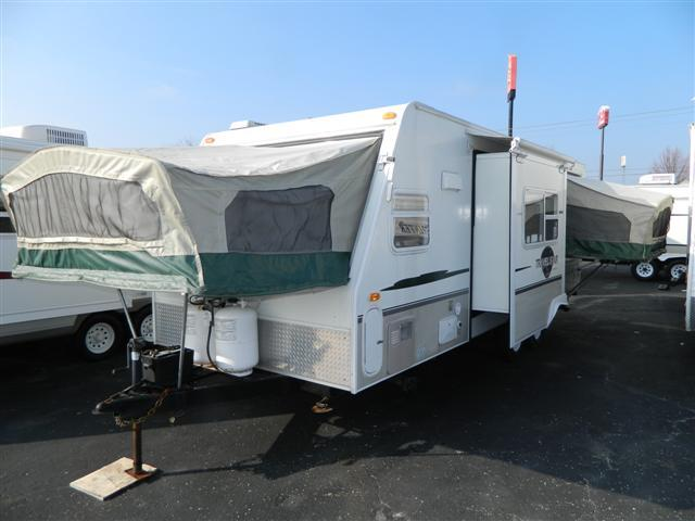 2006 Hybrid Travel Trailer Starcraft Travel Star