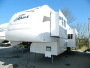 Used 2007 Jayco Eagle 345BHS Fifth Wheel For Sale