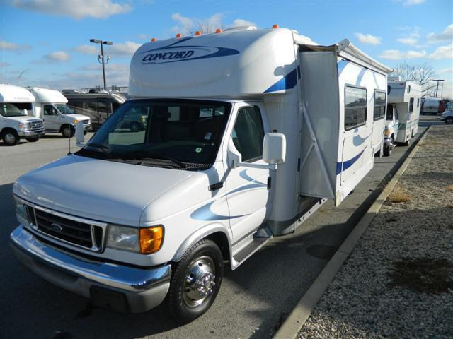 Buy a Used Coachmen Concord in Greenwood, IN.