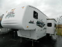 Used 2005 Frontier Aspen 3200 Fifth Wheel For Sale