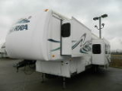 Used 2007 Forest River Sierra 315BH Fifth Wheel For Sale